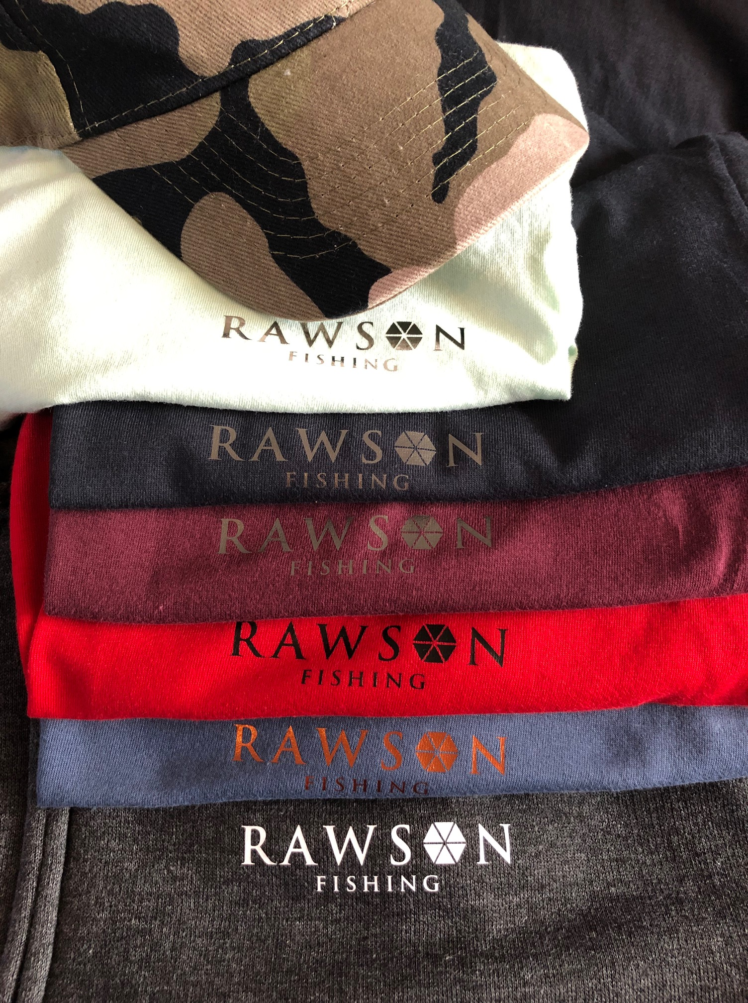 rawson0fishing-t-shirts
