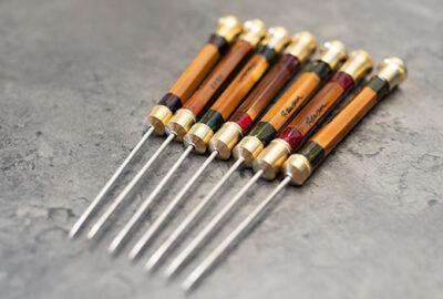 splitcane dubbing needle